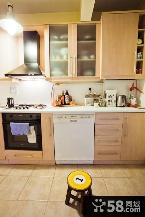 厨房装修实图