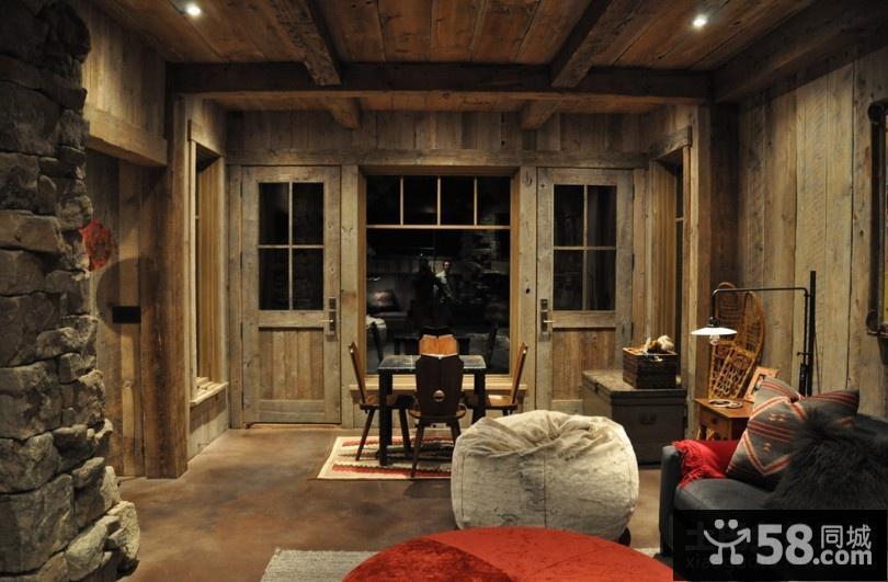 美式复古风格家具