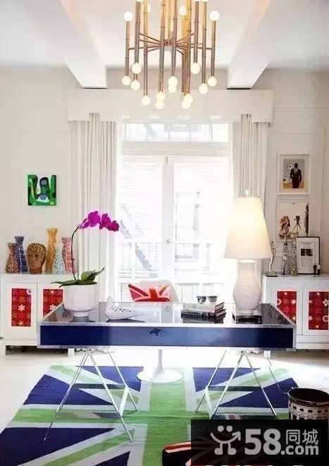 中式卧室家装效果图