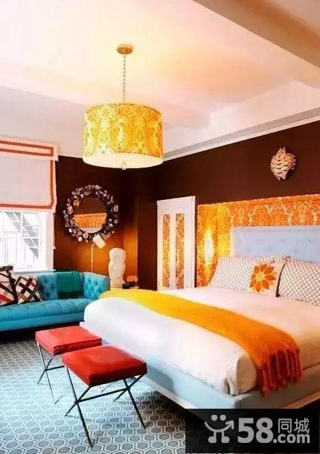 卧室装修温馨效果图