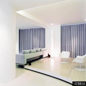 简约风格客厅休闲区装修效果图