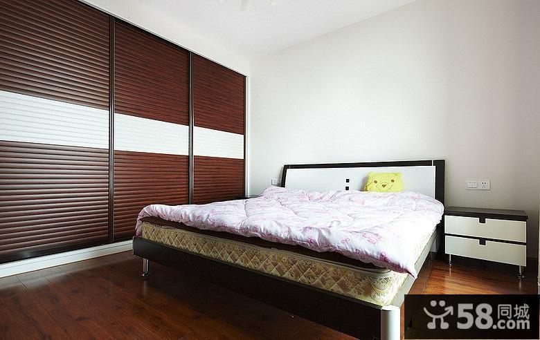 卧室设计简欧