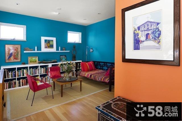 客厅装饰画图