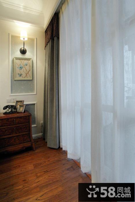 墙纸卧室温馨