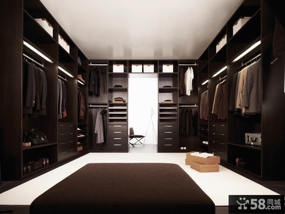 复式卧室设计效果图