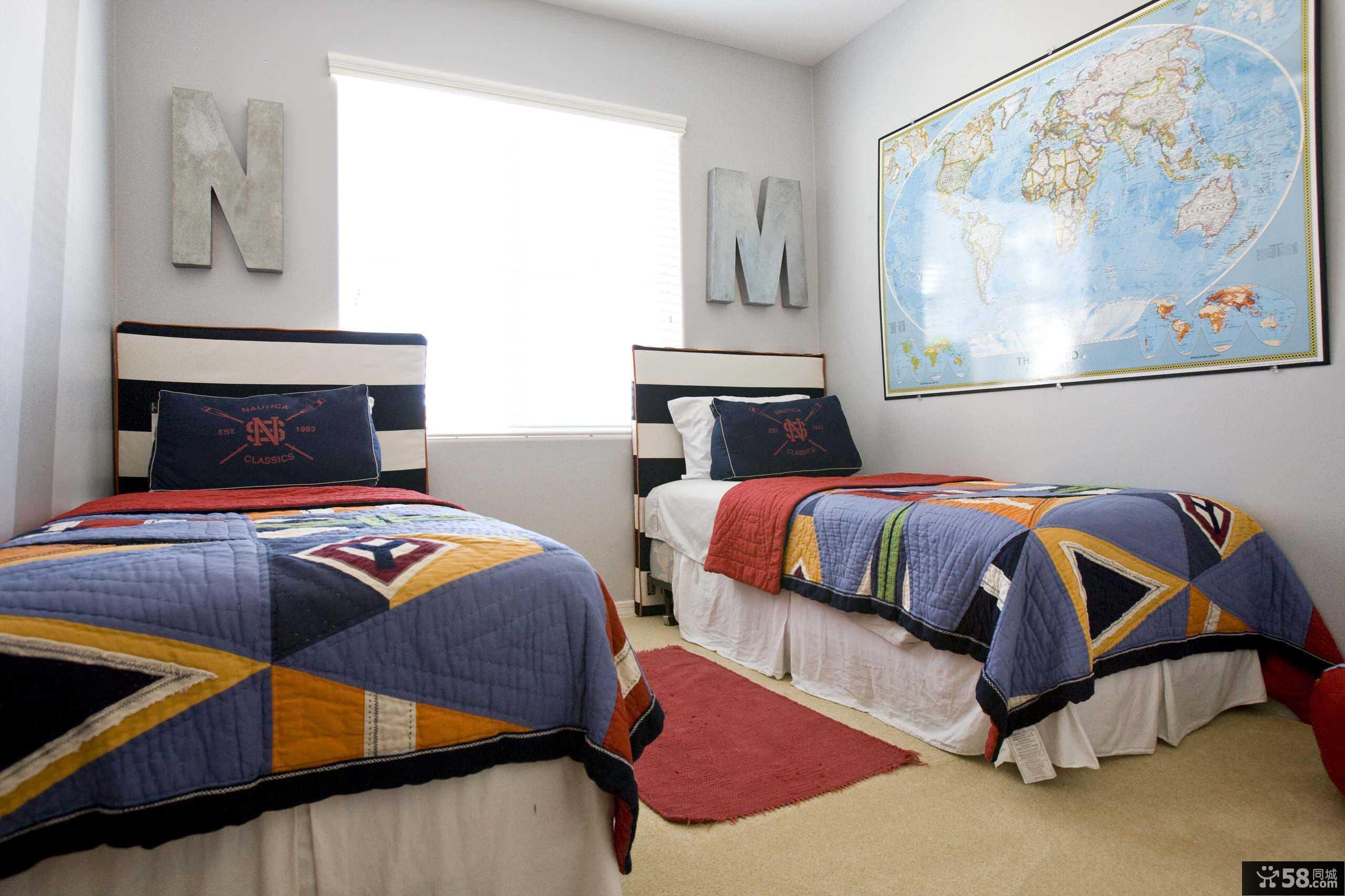卧室吸顶灯图片欣赏