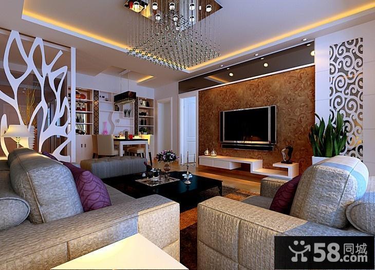 二层别墅室内装修