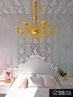 简欧风格卧室设计图片