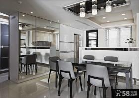 现代设计三居室欣赏大全