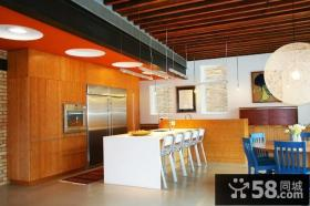 15万打造华美东南亚风格餐厅装修效果图大全2012图片