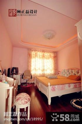 欧式卧室装修设计效果图欣赏