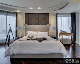 欧式设计主卧室效果图欣赏大全