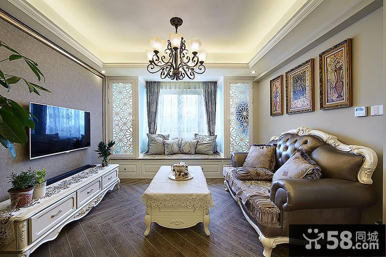 现代简约中式家装