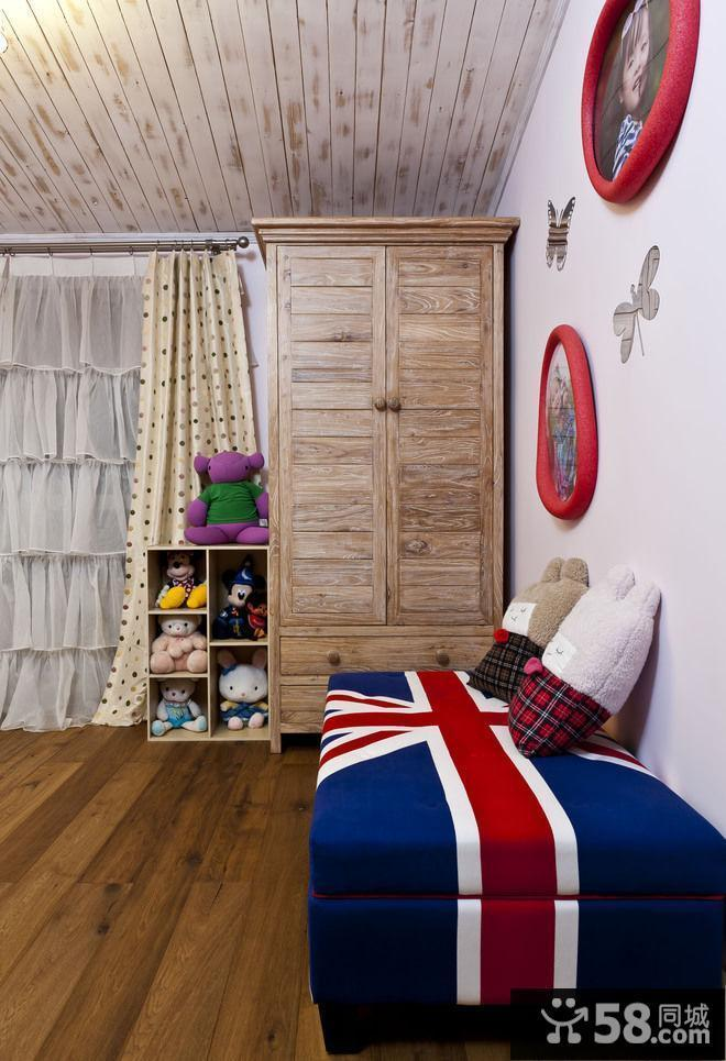 装修样板间客厅背景墙