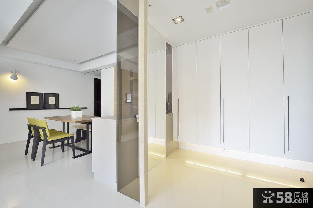 2015极简约风格室内客厅装修效果图
