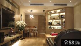 中式家装室内设计效果图
