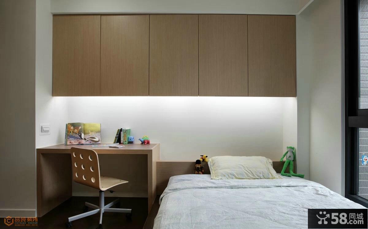 简约小儿童房装修设计