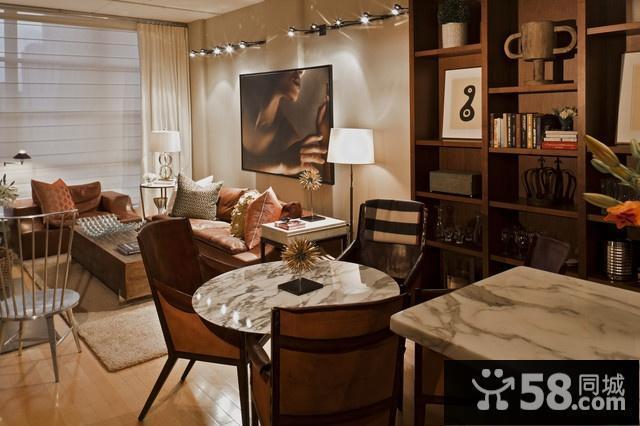 小户型家装客厅