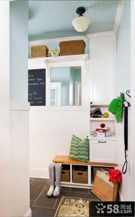 2平米现代家装玄关