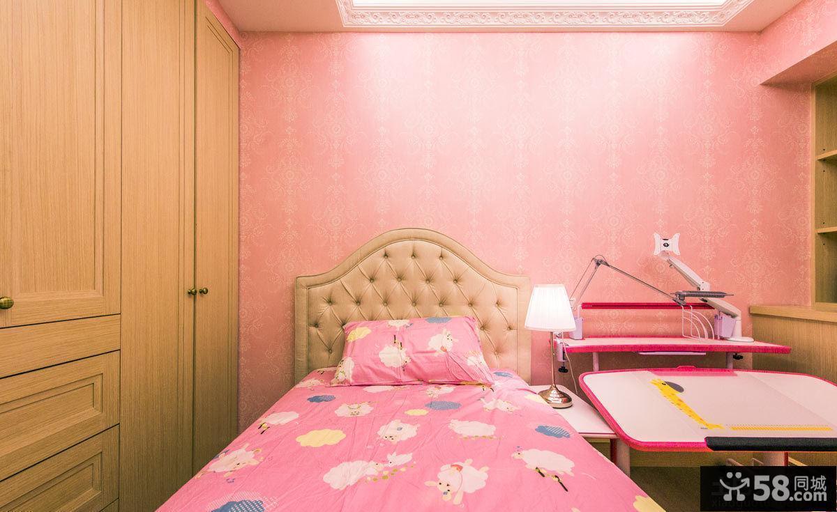 女孩儿童房装修图片欣赏