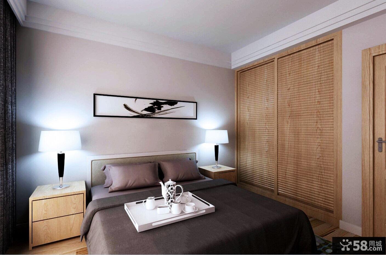简约风格家装卧室图片欣赏