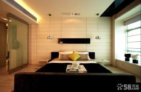 现代时尚卧室设计装修