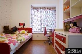 儿童房飘窗装修效果图大全2013图片