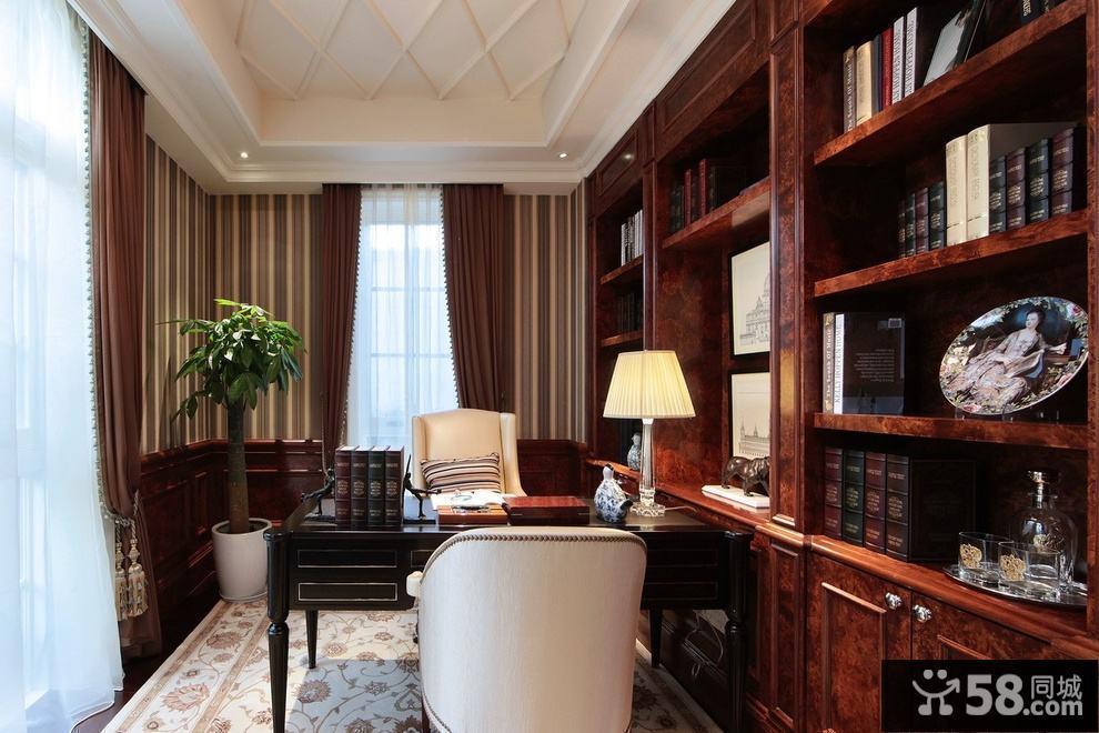 客厅吊顶装修设计图