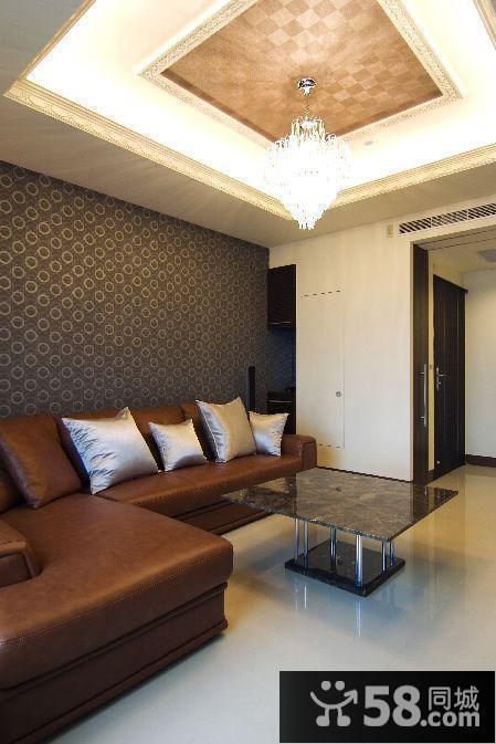 客厅电视背景墙的设计
