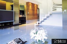 现代复式家居精装修