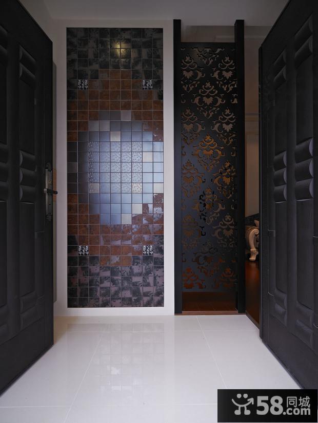简约风格客厅设计说明