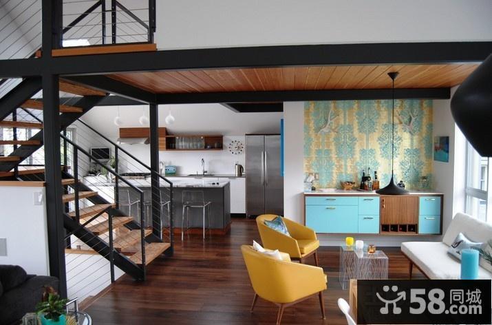 小空间楼梯款式