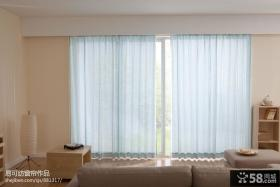 客厅遮光窗帘效果图片欣赏