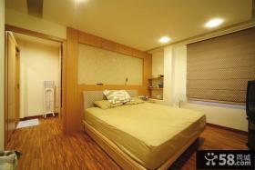 休闲现代家居卧室装潢
