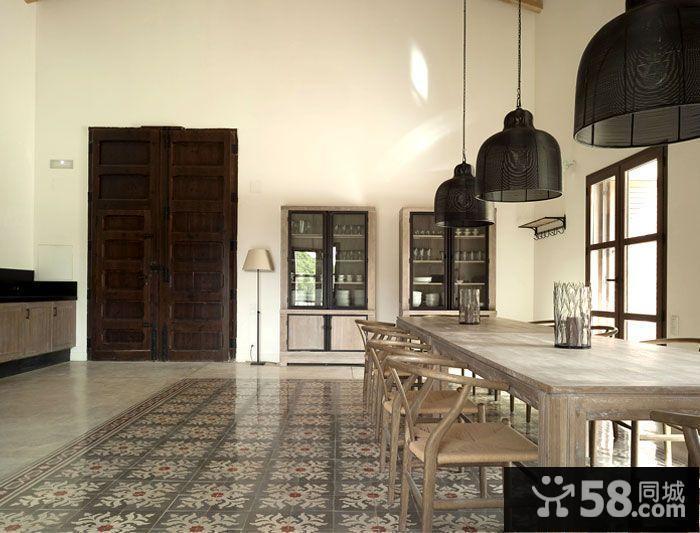 中式客厅背景设计
