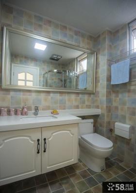 地中海风格设计家装卫生间装修图片