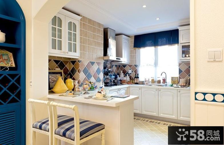 小公寓厨房装修效果图