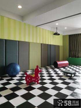 家庭设计休闲区装修图片欣赏