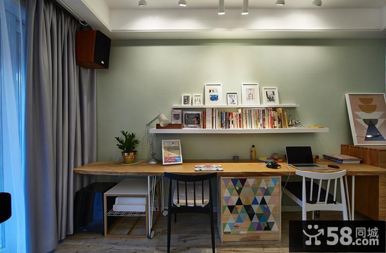 客厅电视墙造型