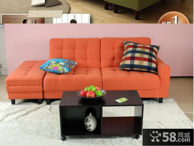 现代卧室电视背景墙