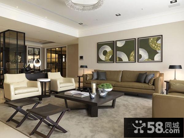 客厅欧式沙发效果图