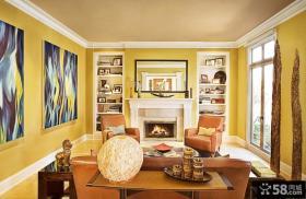 2012年21平方客厅装修效果图
