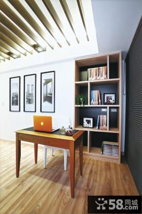 78平米现代公寓装修设计效果图