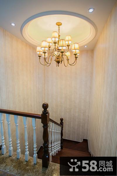 别墅欧式装修样板房