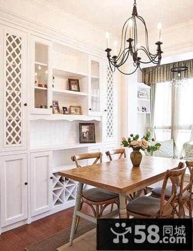 客厅玄关装饰效果图欣赏