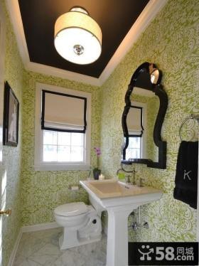 卫生间装修吊顶效果图大全2013图片