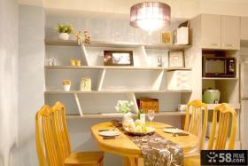 现代家庭设计餐厅图欣赏