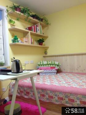 小平米客卧室装修效果图