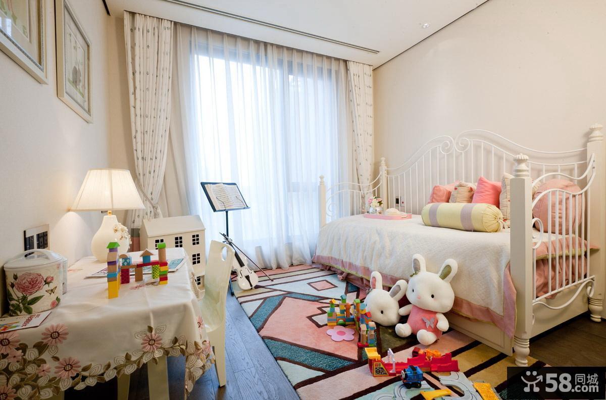 好看的儿童房装修效果图