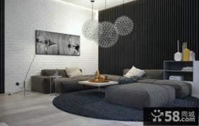 现代简约风格卧室效果图大全欣赏